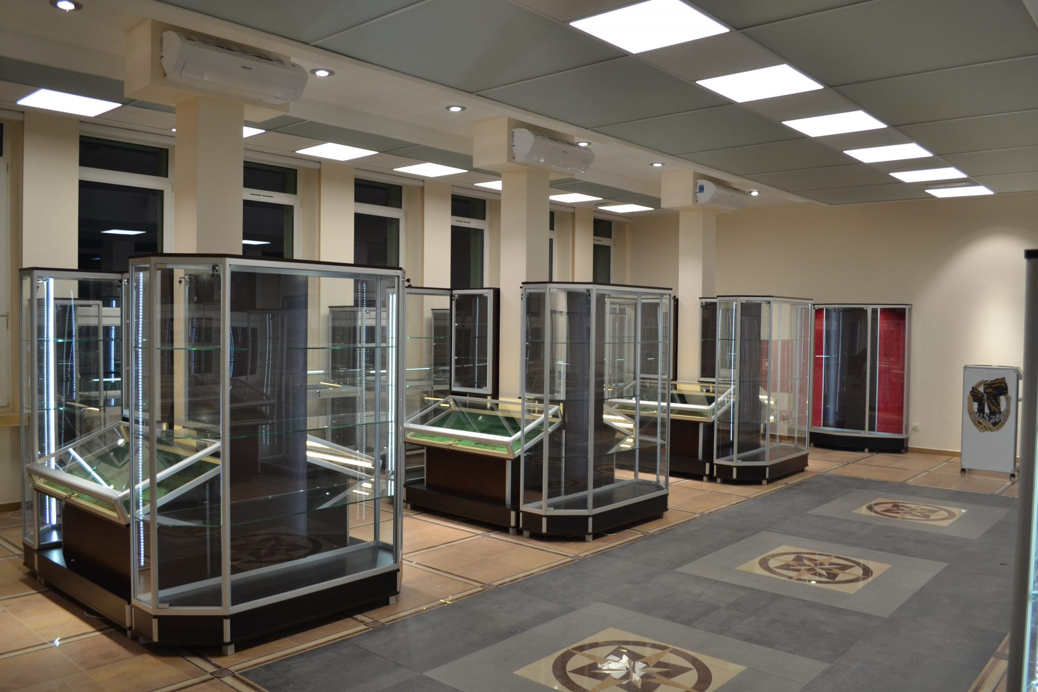 Gabloty muzealne