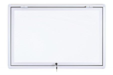 Gablota aluminiowa ogłoszeniowa zewnętrzna 100x120cm